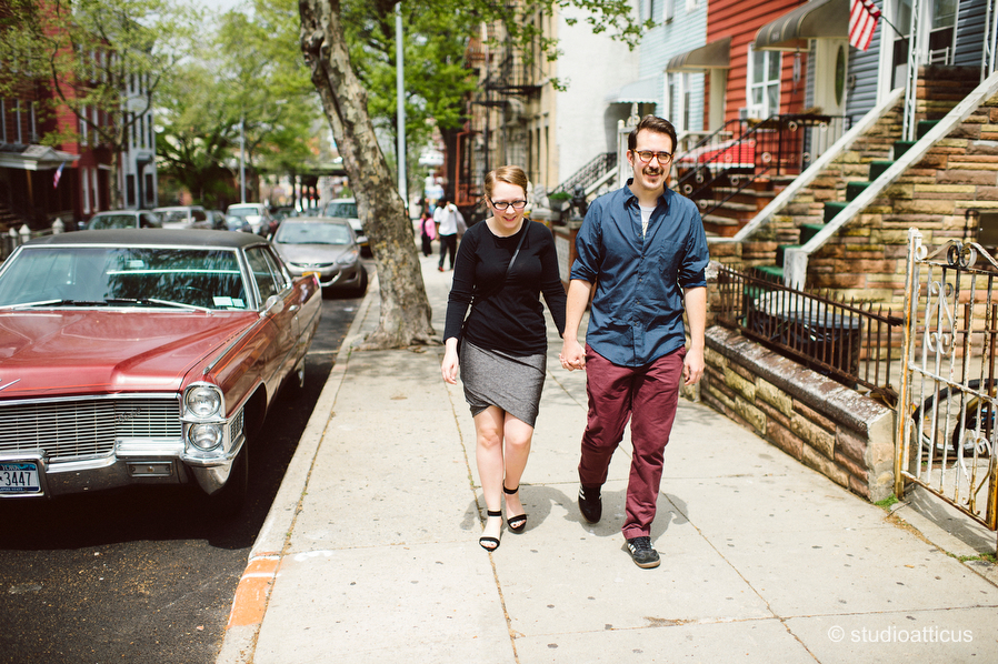 brooklyn engagement photography NY