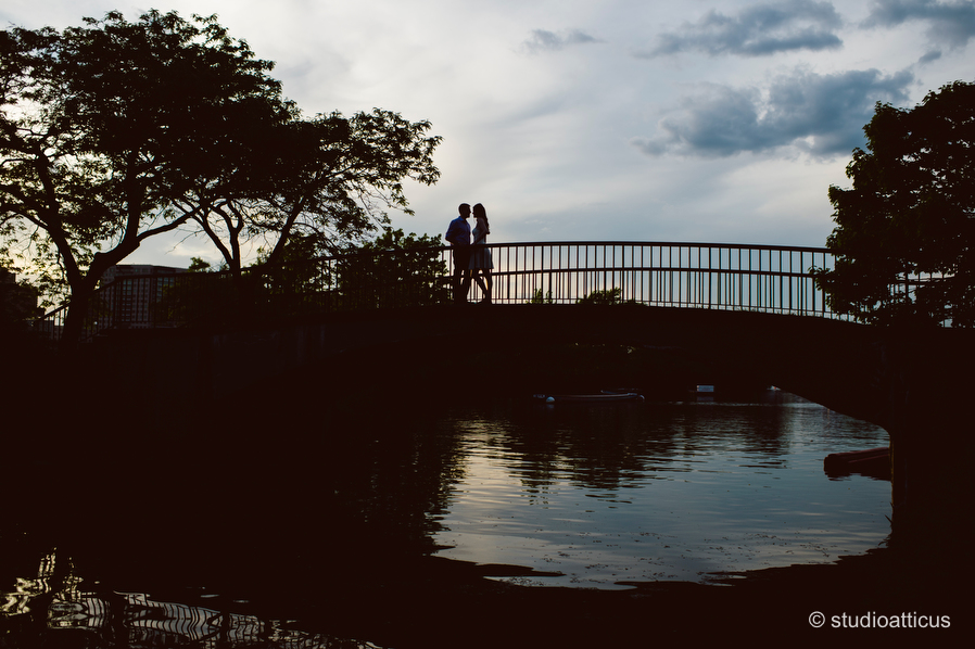 back bay engagement photographs, boston engagement photography