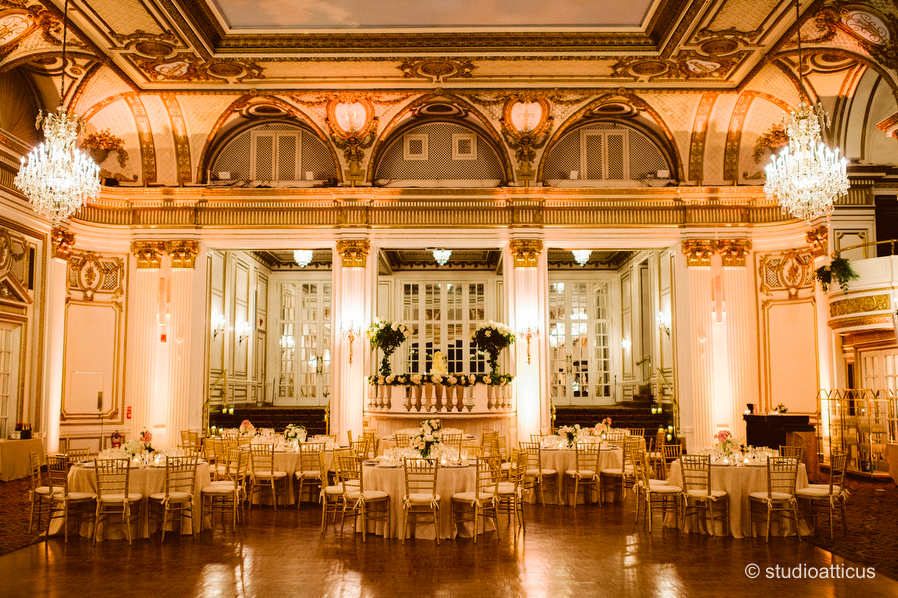 boston fairmont copley plaza wedding c s studio