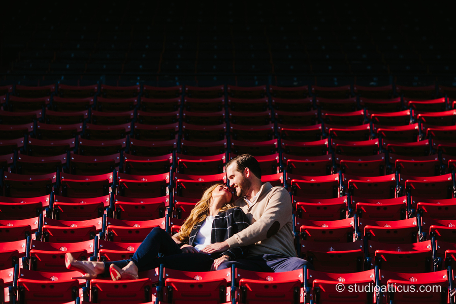 fenway_park_engagement_session_041
