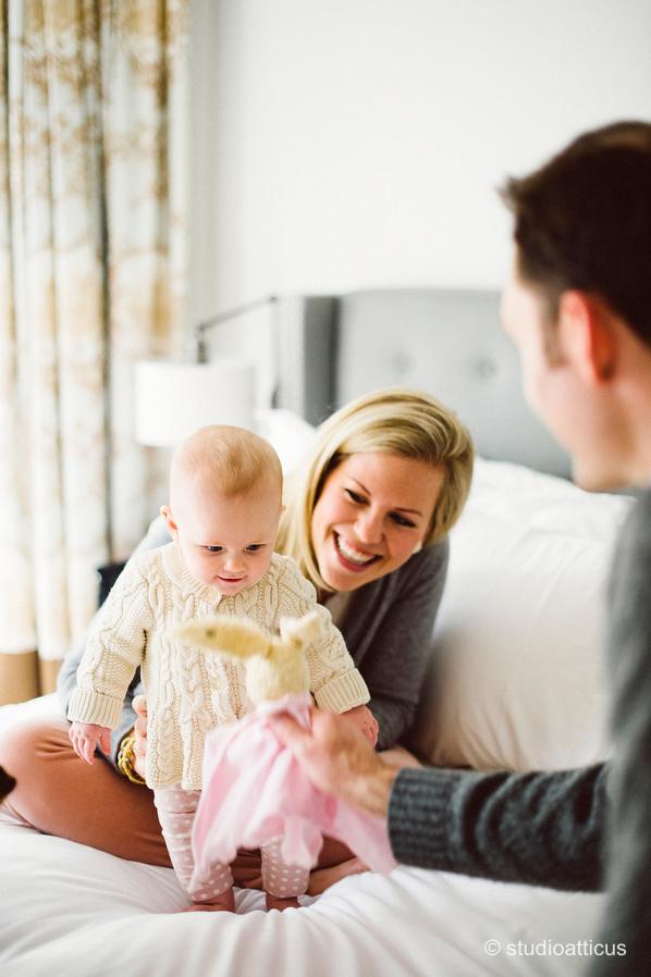 Boston Family Photographer ~ Ella, Marko, and Rachel - Studio