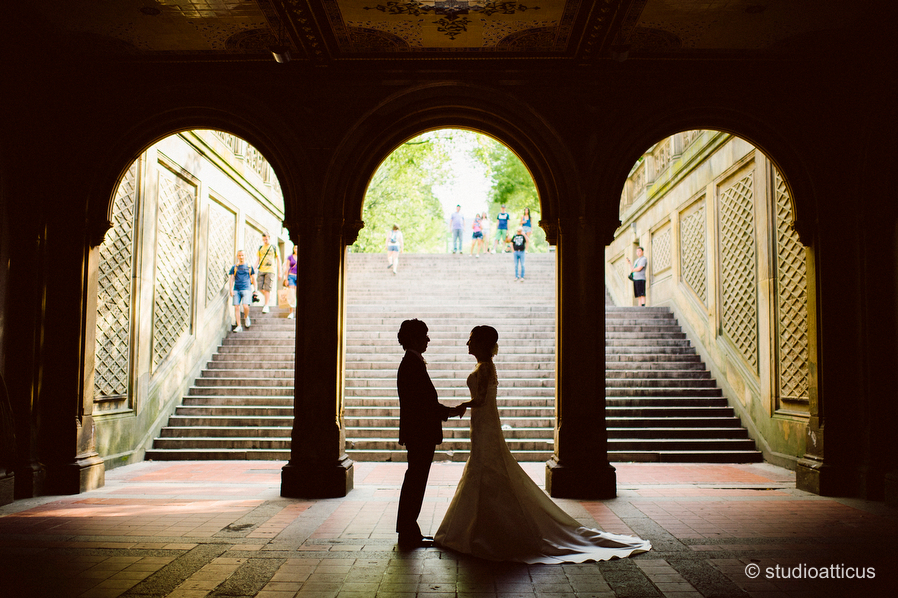 New York City Wedding Pographers | New York Wedding Photographer Central Park Wedding Portraits